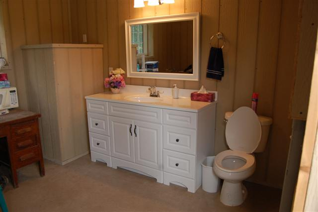 Bathroom in Indoor Arena