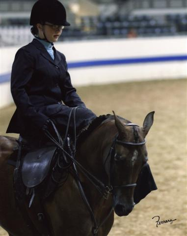 Sierra & Kat English Sidesaddle 2010
